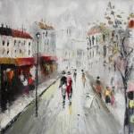 Dipinto art. z332 30×30