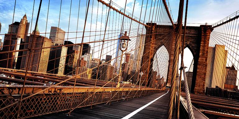 Canvas 0229 50×100 ny bridge