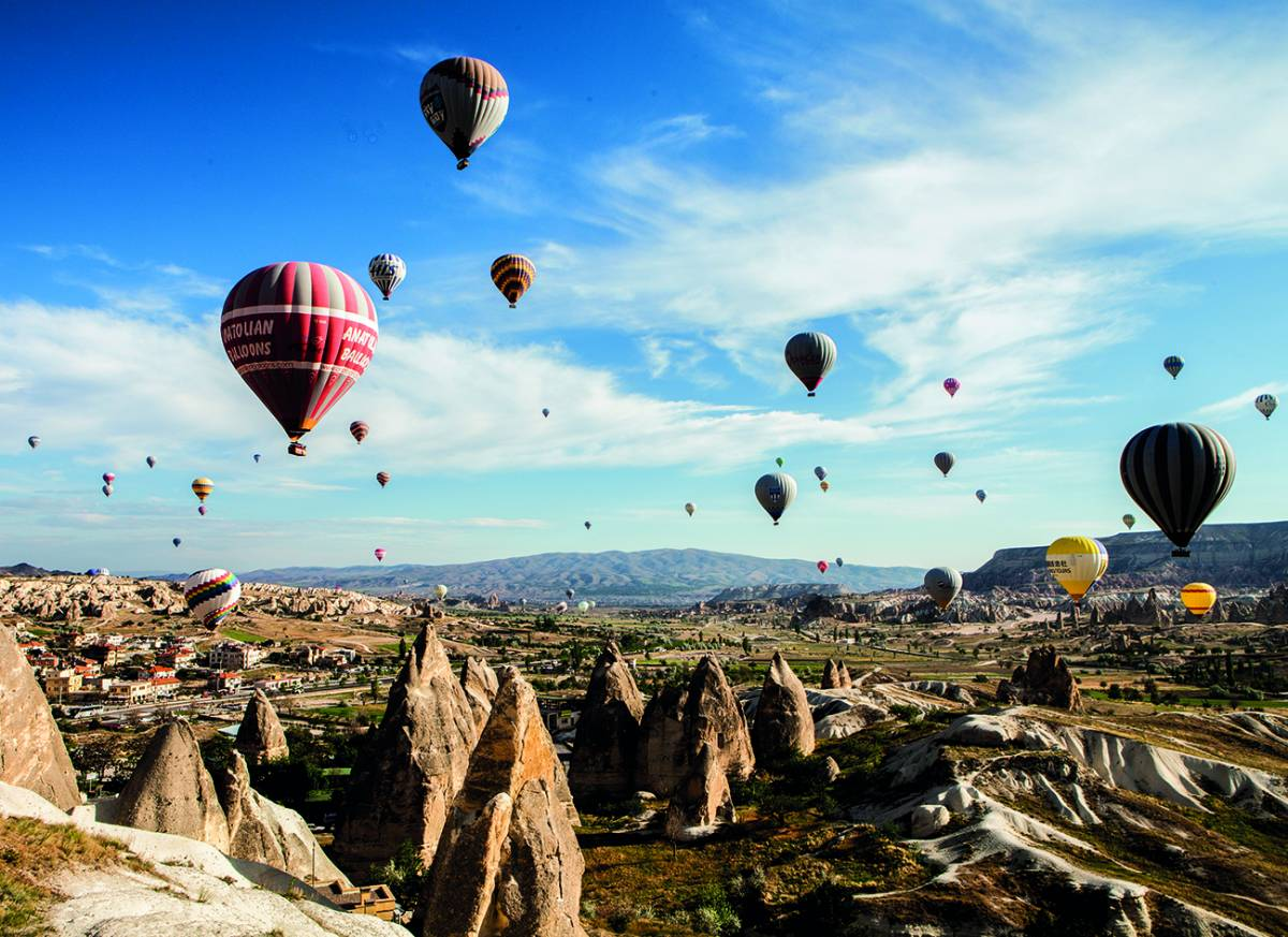 Canvas 0282 80×110 hot air balloons 2